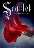 Cover image for Scarlet, by Marissa Meyer