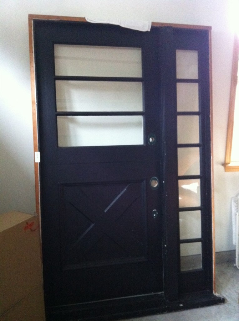 Dutch door