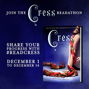 Cress readathon