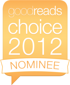 GoodReads Reader Choice Nominee