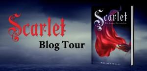 Scarlet Blog Tour Header
