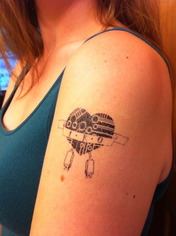 Iko tattoo