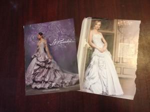 Cinder ballgowns