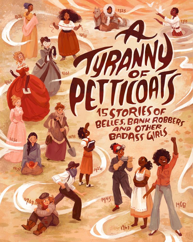Petticoats illustration