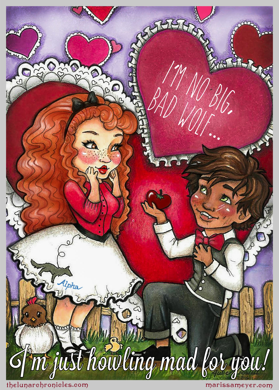 Happy Valentine S Day Marissa Meyer