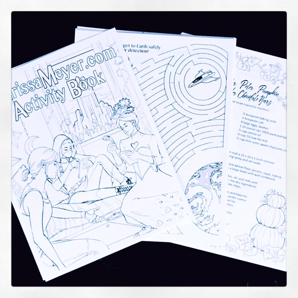 Get Your Free Printable Activity Book