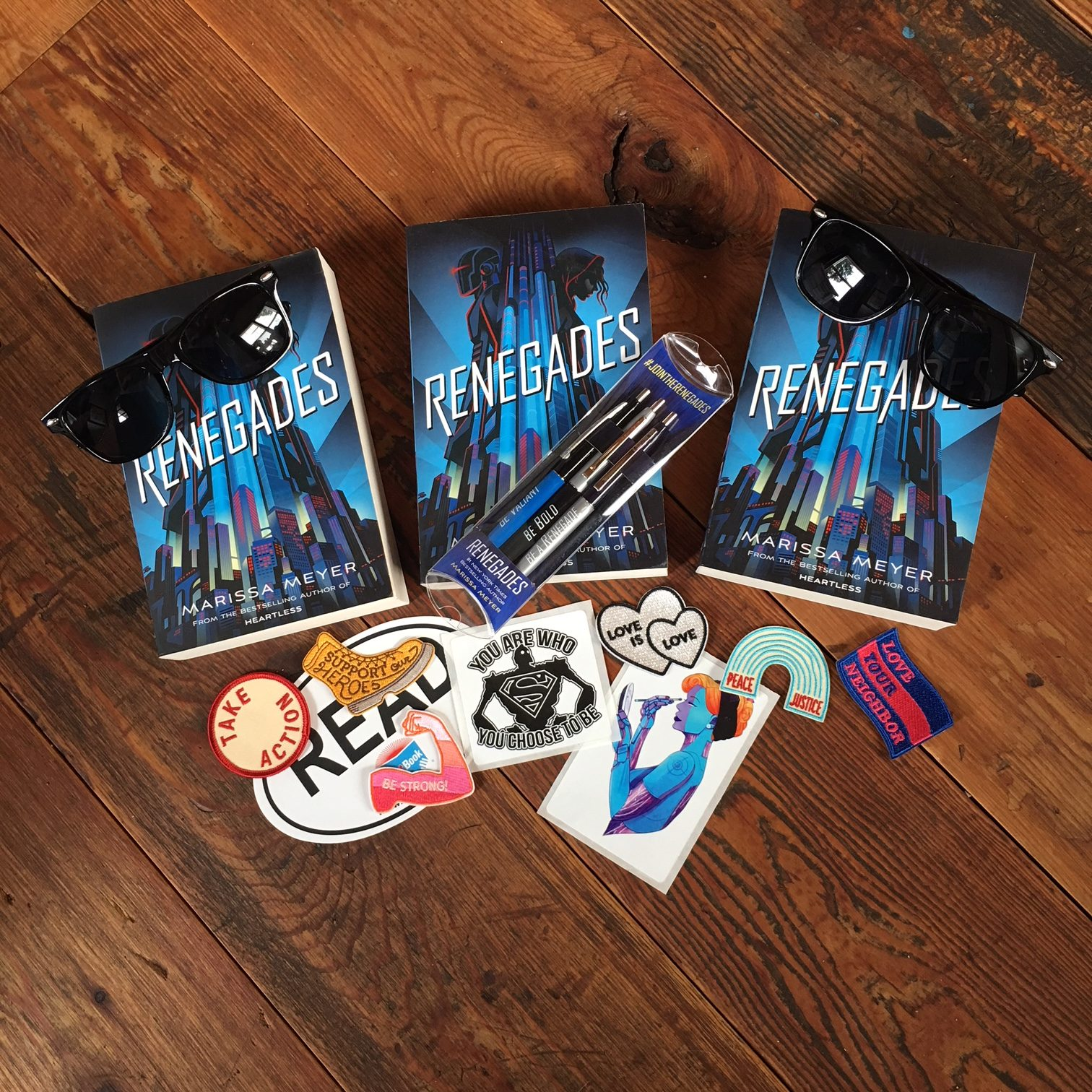reveal my entries sweepstakes blog marissa meyer 9788